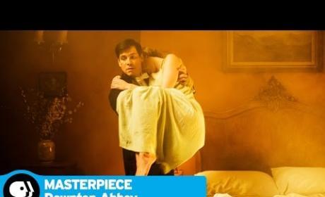 Downton Abbey Season 5 Teaser: Is It Hot in Here?
