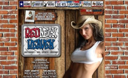 Redneck Heaven Restaurant Barred From Using Body Paint as Waitress' Tops