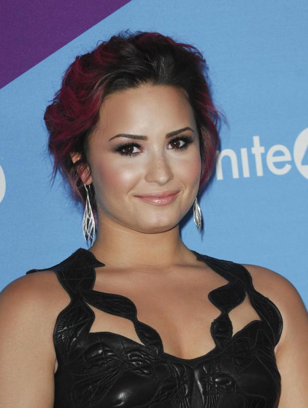 Demi Lovato Red Carpet Image