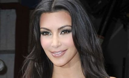 Kim Kardashian Video Pics: Showing Skin...
