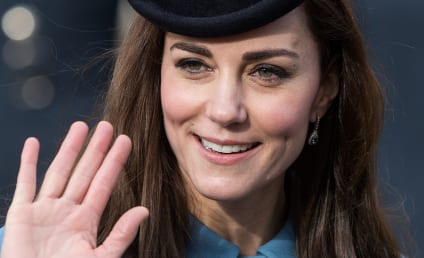 Kate Middleton's Eyebrows: Too Distracting! Too Thick!