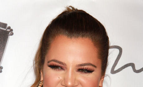 Khloe Kardashian, Big Smile