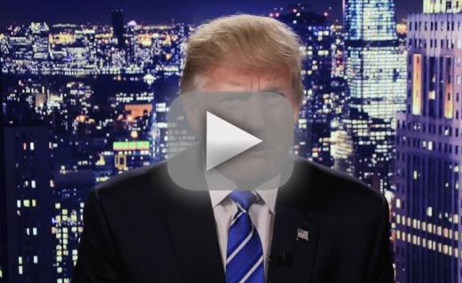 donald trump apology video