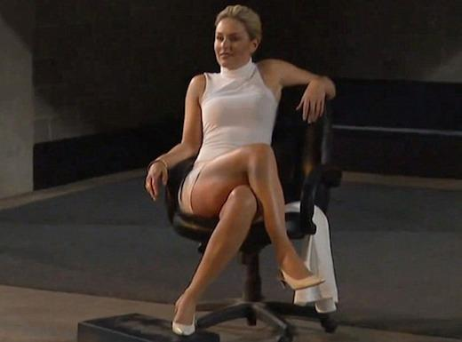 Lindsey Vonn Sharon Stone Photo