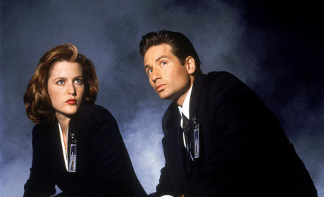 The X-Files: Returning to Fox!
