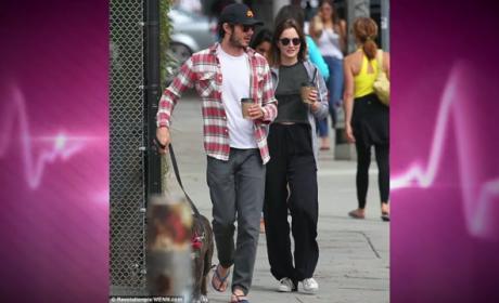Leighton Meester, Adam Brody Married!