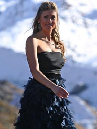Lindzi Cox Bachelor Finale Dress