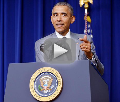 Barack Obama - Fancy (Iggy Azalea Lip Dub)