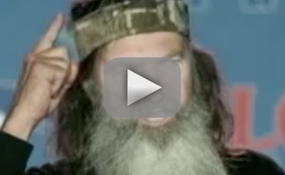 Phil Robertson: AIDS is God's PENALTY!