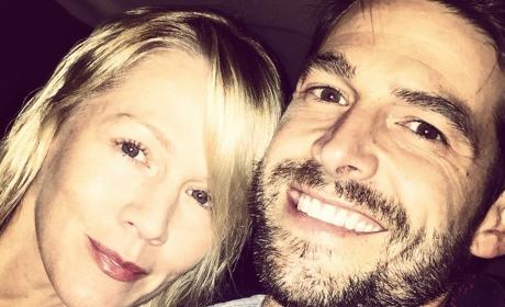Jennie Garth Marries David Abrams!