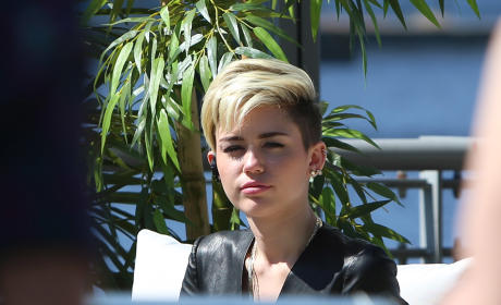 Miley Cyrus Loves Strip Clubs, Has Dated a Gay Man
