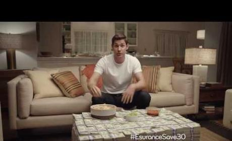Esurance Super Bowl Commercial