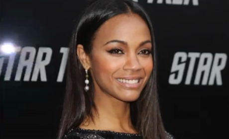 Zoe Saldana Married