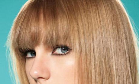 Taylor Swift for Elle