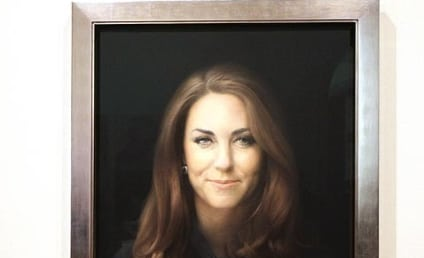 Kate Middleton Official Royal Portrait: Revealed!