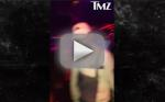 Chris Brown Stomping on a Man's Head During Concert