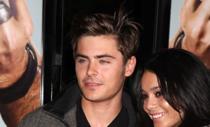 Zac Efron and Vanessa Hudgens: The Commitment Rings