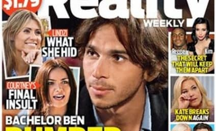 Ben Flajnik and Fiancee: Already on the Rocks?