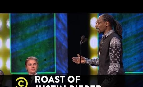 Snoop Dogg Roasts Justin Bieber