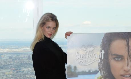 Erin Heatherton kicks off Sports Illustrated 2016 SI Swimsuit Launch Week