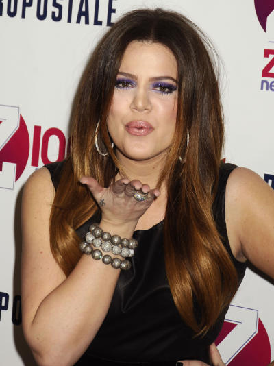 A Kiss from Khloe