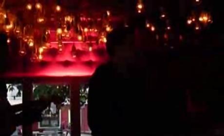 Adam Lambert in Switzerland: Unplugged, Unterrible
