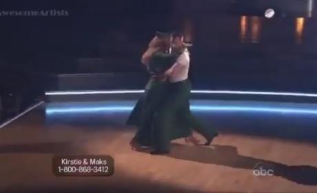 Kirstie Alley - Dancing With the Stars Week 7