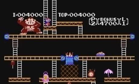 Dad Hacks Donkey Kong So Daughter Can Play as Princess, Save Mario
