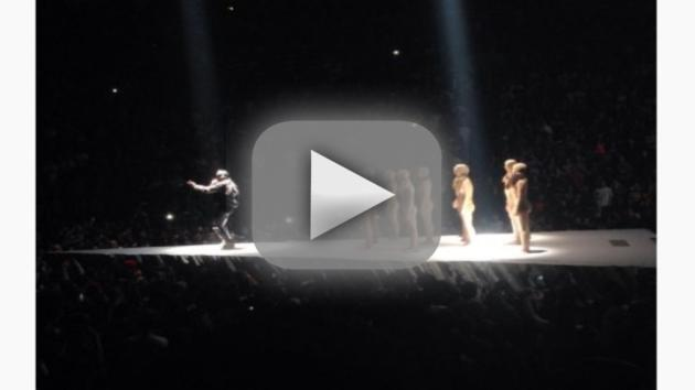 Kanye West: Ranting in Toronto