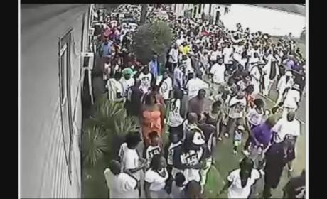 New Orleans Mother's Day Parade Shooting Video Released; Three Suspects Wanted