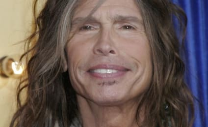 Happy 65th Birthday, Steven Tyler!
