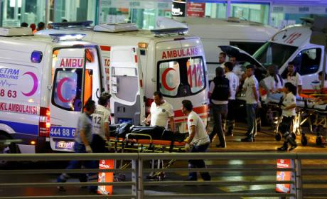 Istanbul Airport Bombing Leaves Dozens Dead, Over 60 Injured