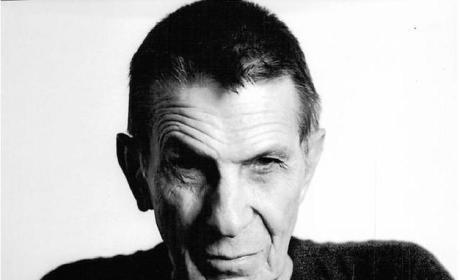 The Big Bang Theory Pays Tribute to Leonard Nimoy