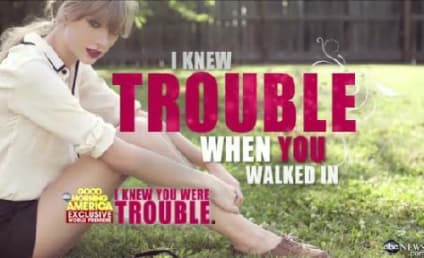 """Taylor Swift Teases """"I Knew You Were Trouble"""""""