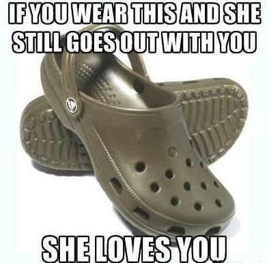 Crocs Meme