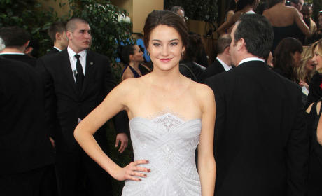 Shailene Woodley Red Carpet Pic