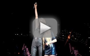 "Taylor Swift and Avril Lavigne Duet on ""Complicated"""