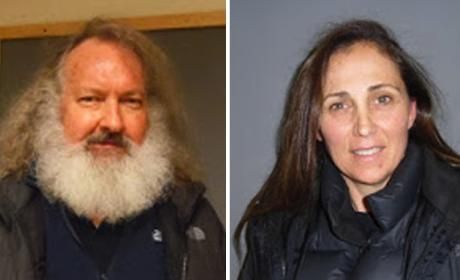 Randy and Evi Quaid Mug Shots