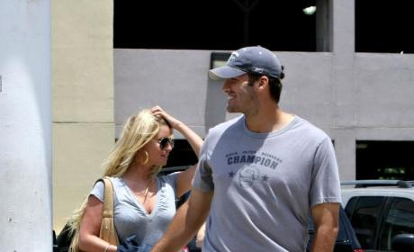 Jessica Simpson: Dumped By Tony Romo!