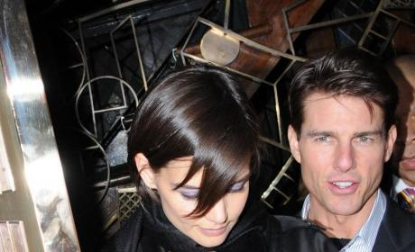 Tom Cruise, Katie Holmes Host Post-Wedding Bash