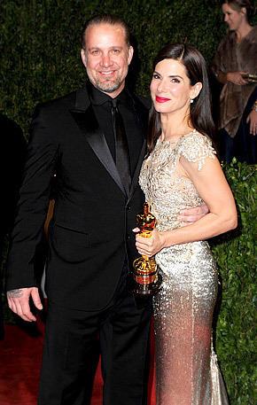 Sandra Bullock, Husband