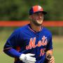 Tim Tebow on the Mets