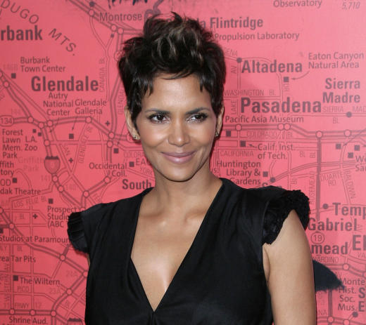 Halle Berry is Beautiful