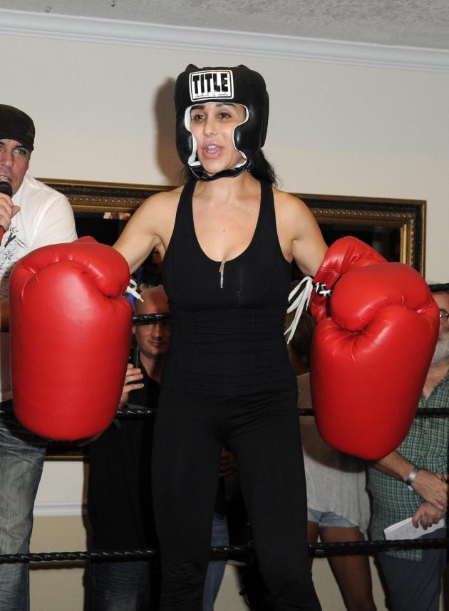 Octomom Boxing