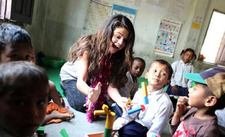 "Selena Gomez Shares ""Extraordinarily Powerful"" Photos From Nepal"