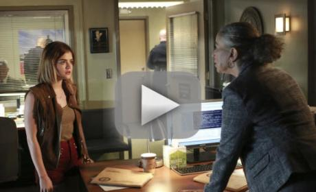 Pretty Little Liars Season 6 Episode 18 Recap: Up in Smoke