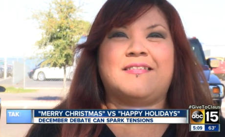 "Salvation Army Worker Assaulted for Saying ""Happy Holidays"""