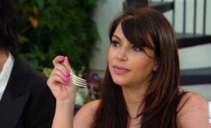 Keeping Up With the Kardashians Klip: Kraving the Placenta!