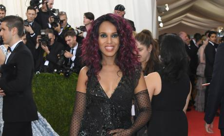 Kerry Washington: 2016 Costume Institute Gala