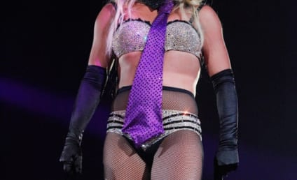 The Britney Spears Circus Tour: Continuing in Europe!